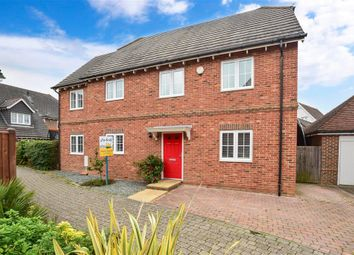 4 bed detached house for sale in Charlotte Drive, Kings Hill, West Malling, Kent ME19