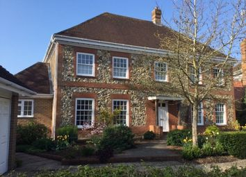 Thumbnail 5 bed detached house for sale in Evendons Lane, Wokingham