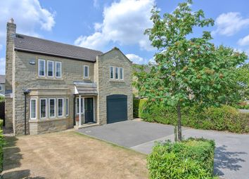 Thumbnail 4 bedroom detached house for sale in Honey Head Lane, Honley, Holmfirth