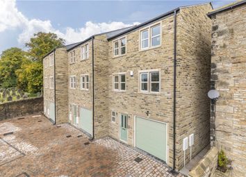 Thumbnail 4 bed end terrace house for sale in Canal Wharfe Yard, Priest Bank Road, Kildwick, Keighley