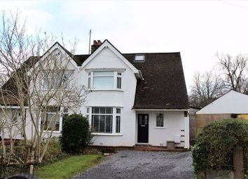 4 bed semi-detached house for sale in Grange Crescent, West Cross, Swansea SA3