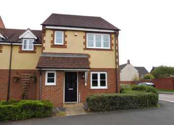 Thumbnail 4 bed semi-detached house for sale in St. Crispin Drive, Duston, Northampton