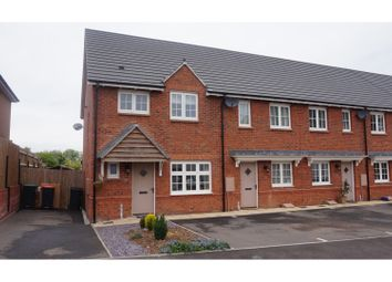 Thumbnail 3 bed end terrace house for sale in Panama Drive, Atherstone