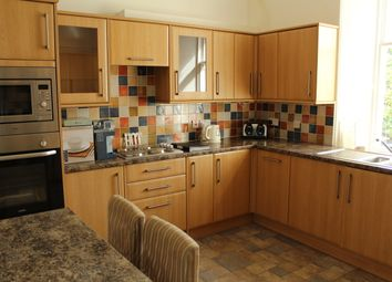 Thumbnail 3 bed flat to rent in Links Crescent, St Andrews, Fife