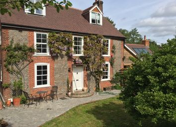 Thumbnail 4 bed detached house for sale in Station Road, Bursledon, Southampton, Hampshire