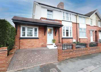 Thumbnail 3 bed end terrace house for sale in York Street, Stone, Staffordshire