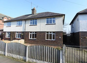 Thumbnail 3 bed semi-detached house for sale in Denton Street, Carlisle
