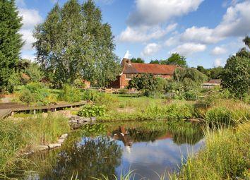 Thumbnail 6 bed farmhouse to rent in Hungershall Park Close, High Rocks Lane, Tunbridge Wells