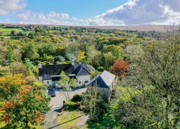 Thumbnail 4 bed property for sale in Lydford, Okehampton