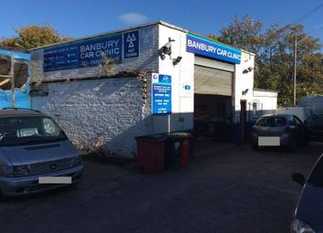 Thumbnail Parking/garage for sale in Lower Cherwell Street, Banbury