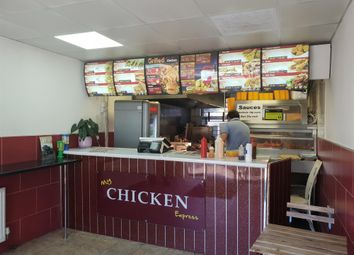 Thumbnail Leisure/hospitality for sale in Hot Food Take Away S7, South Yorkshire