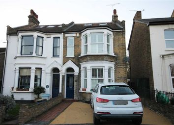 Thumbnail 4 bed semi-detached house for sale in Peel Road, London