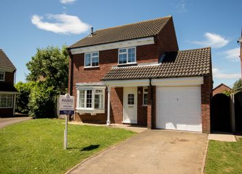 Thumbnail 4 bedroom detached house to rent in Gazelle Close, Eaton Socon, St Neots