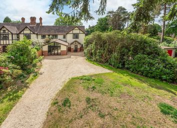 4 bed semi-detached house for sale in Upper Chobham Road, Camberley GU15