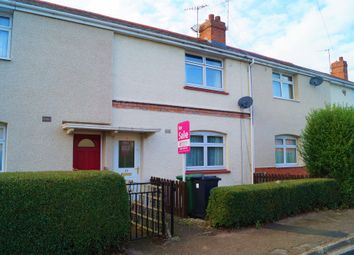 Thumbnail 2 bed terraced house for sale in Buck Street, Worcester