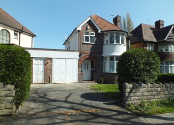 3 bed detached house to rent in School Road, Hall Green, Birmingham B28