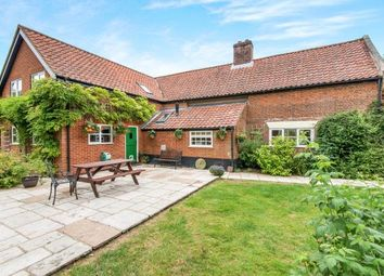 Thumbnail 5 bed detached house for sale in Suton, Wymondham, Norfolk