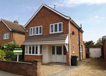 Thumbnail 3 bed detached house for sale in Mount Pleasant, Peterborough, Cambridgeshire