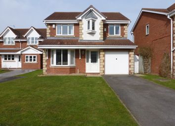 Thumbnail 4 bed detached house to rent in The Pastures, Coulby Newham, Middlesbrough