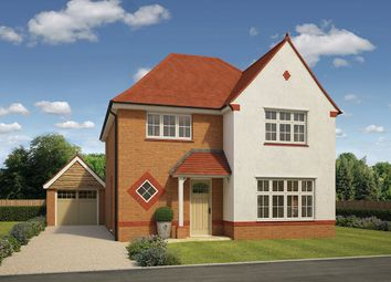 "Thumbnail 4 bed detached house for sale in ""Cambridge"" at Dunkirk Lane, Dunkirk, Chester"