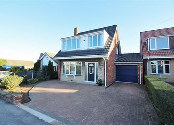 Thumbnail 3 bed detached house for sale in Glebe Avenue, Harthill, Sheffield, Rotherham