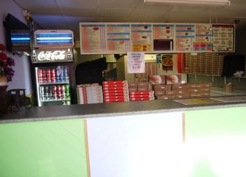 Thumbnail Restaurant/cafe for sale in Hot Food Take Away DN11, New Rossington, South Yorkshire