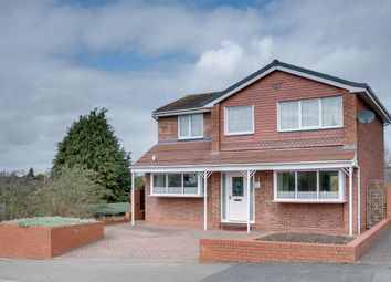 Thumbnail 4 bed detached house for sale in Pennine Road, Bromsgrove