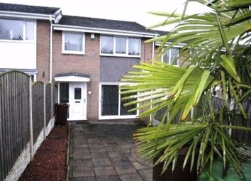 Thumbnail 2 bed terraced house for sale in Harewood Mount, Pontefract