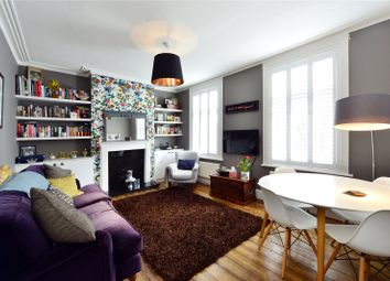 Thumbnail 2 bedroom flat for sale in Russell Road, Bowes Park Borders, London