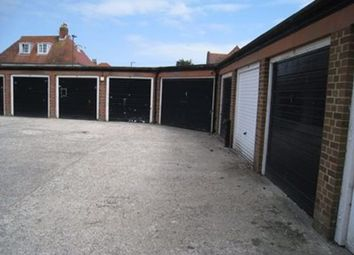 Thumbnail Parking/garage to rent in Victoria Drive, Bognor Regis