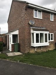 Thumbnail 1 bedroom terraced house to rent in Blagrove Close, Somerset