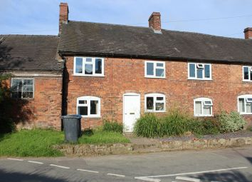 Thumbnail 2 bed cottage for sale in The Green, Hamstall Ridware, Rugeley