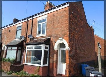 Thumbnail 3 bedroom end terrace house to rent in Tyne Street, Hessle Road, Hull