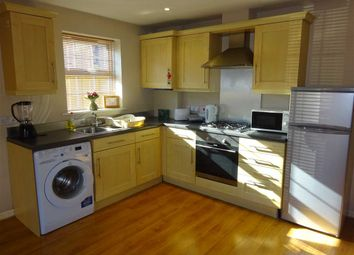 Thumbnail 1 bed flat for sale in Page House, Didsbury Close, Rawcliffe, York