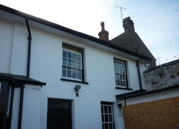 Thumbnail 1 bed flat to rent in Flat B, 11 Market Steet, Abergavenny, Monmouthshire