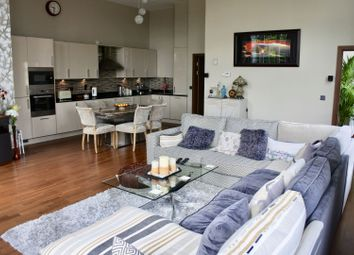 Thumbnail 2 bed flat for sale in Culpeper Road, Aylesford