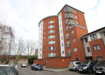 Thumbnail 2 bed flat for sale in Concorde Way, London