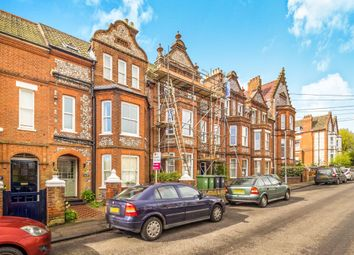 Thumbnail 2 bed flat for sale in Vicarage Road, Cromer