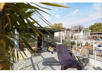 Thumbnail 1 bed mobile/park home to rent in Cheyne Walk, London