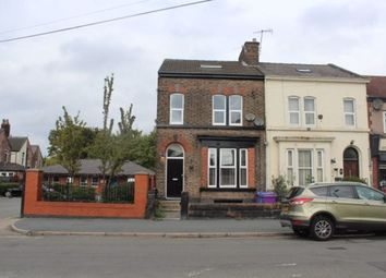Thumbnail 3 bed flat to rent in Woolton Road, Garston, Liverpool