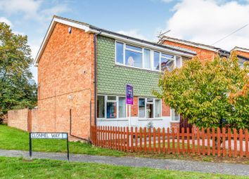 Thumbnail 3 bed end terrace house for sale in Clonmel Way, Burnham