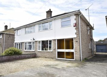 Thumbnail 3 bed semi-detached house for sale in Elms Drive, Marston, Oxford