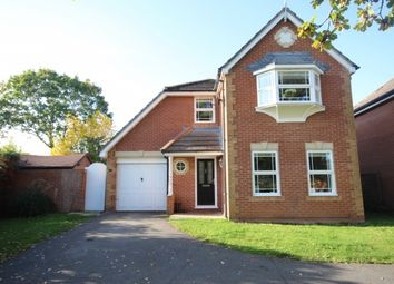 Thumbnail 4 bed detached house for sale in Furze Close, Bridgwater