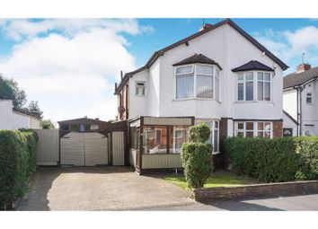 Thumbnail 3 bed semi-detached house for sale in Moor End Lane, Birmingham