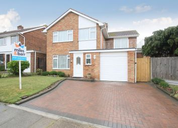 Thumbnail 4 bed detached house for sale in Lambs Walk, Seasalter, Whitstable