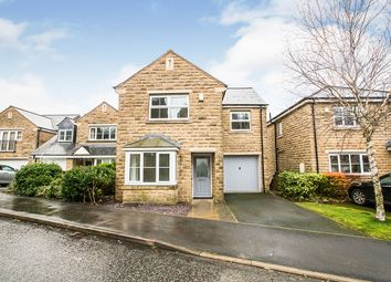 Thumbnail 4 bed detached house for sale in Rylands Park, Ripponden, Sowerby Bridge, West Yorkshire