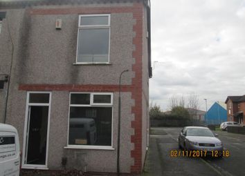 Thumbnail 1 bed flat to rent in Angle Street, Tonge Moor, Bolton