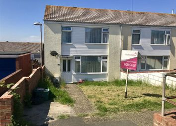 Thumbnail 3 bed semi-detached house for sale in Cornwall Close, Weymouth