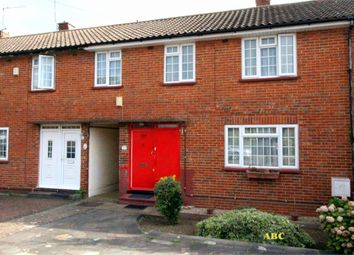 Thumbnail 4 bed end terrace house for sale in Meadfield, Edgware, Middlesex