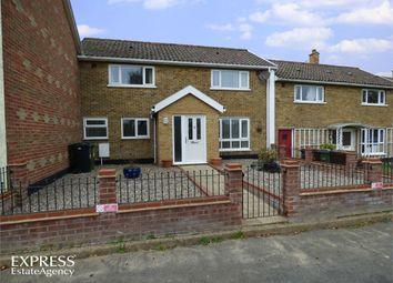 Thumbnail 3 bed end terrace house for sale in Crossway Terrace, Loddon, Norwich, Norfolk